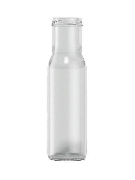 round sauce bottle 250ml