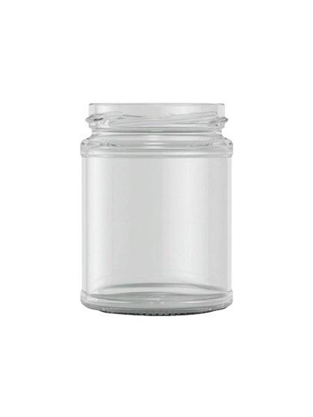 round preserve jar 300ml