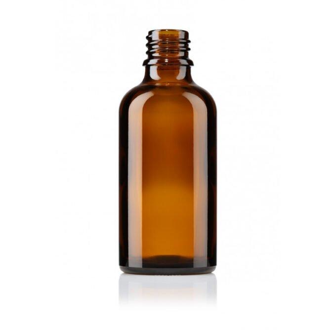 Amber Glass Dropper Bottle 30ml
