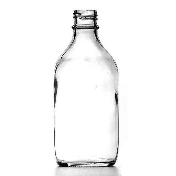 Clear Glass Winchester Bottle 500ml