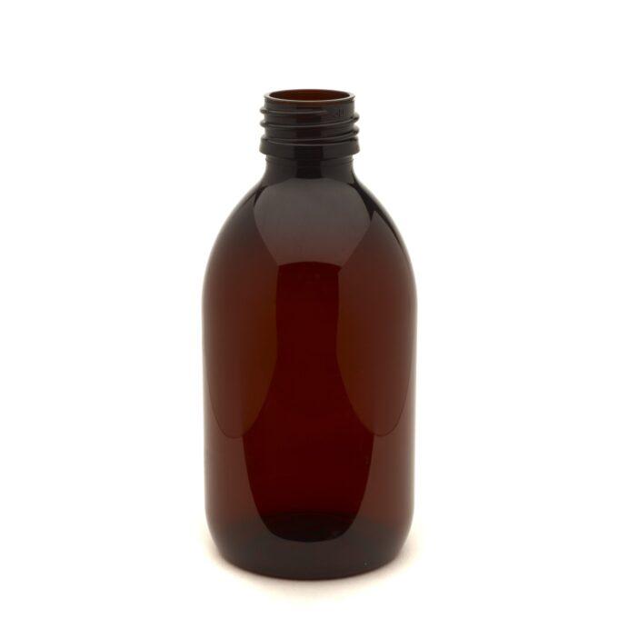 Amber PET Bottle 500ml