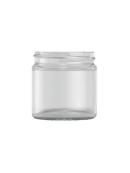 Clear Glass cream jar 60ml